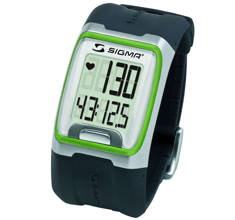 Image of   Sigma Heart Rate Monitor PC 3.11 - Grøn