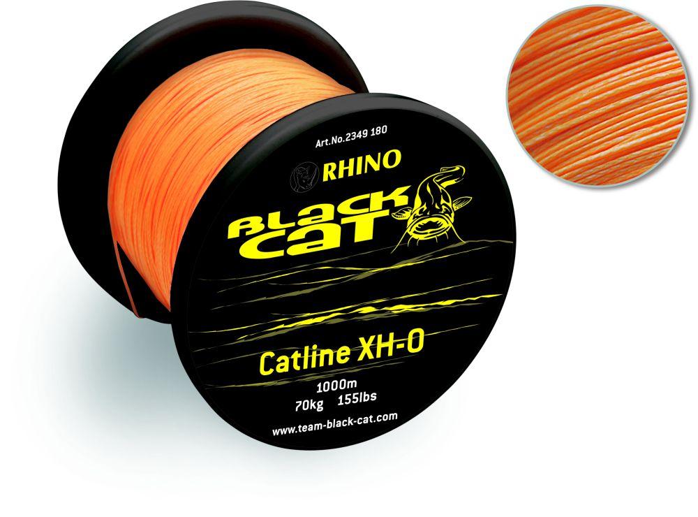 Image of   Black Cat Cat linje XH-O - 250 m - Ø 0,70 mm - 155 lbs
