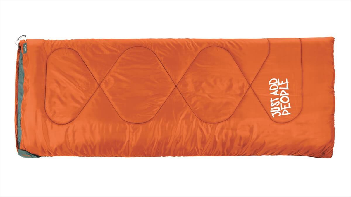 Image of   Easy Camp Chakra Sovepose - Orange