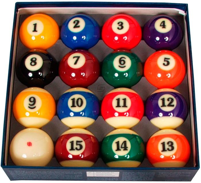 Image of   Aramith Super Pro Pool Ball Set 57.2mm