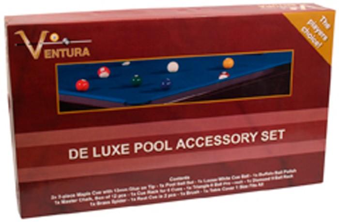 Poolballenset Ventura De Luxe 57,2 mm
