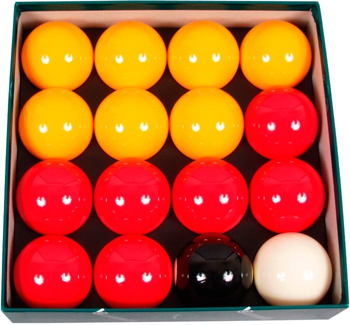 Image of   Aramith Casino Pool Ball Set 57.2mm