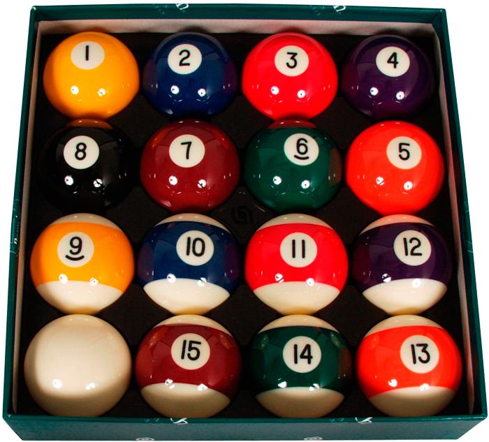 Aramith Premier Pool Ballenset - 57.2 mm