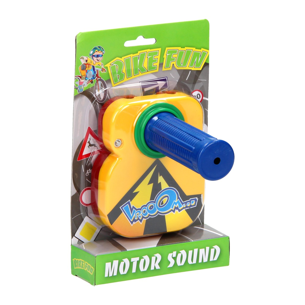 Image of   Bike Siren Motor Sound