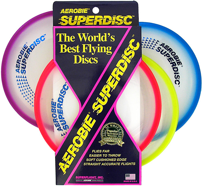 Image of   Aerobie Superdisc 25,5 cm
