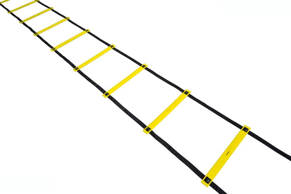 Professionele Behendigheid ladder met vaste treden_9m