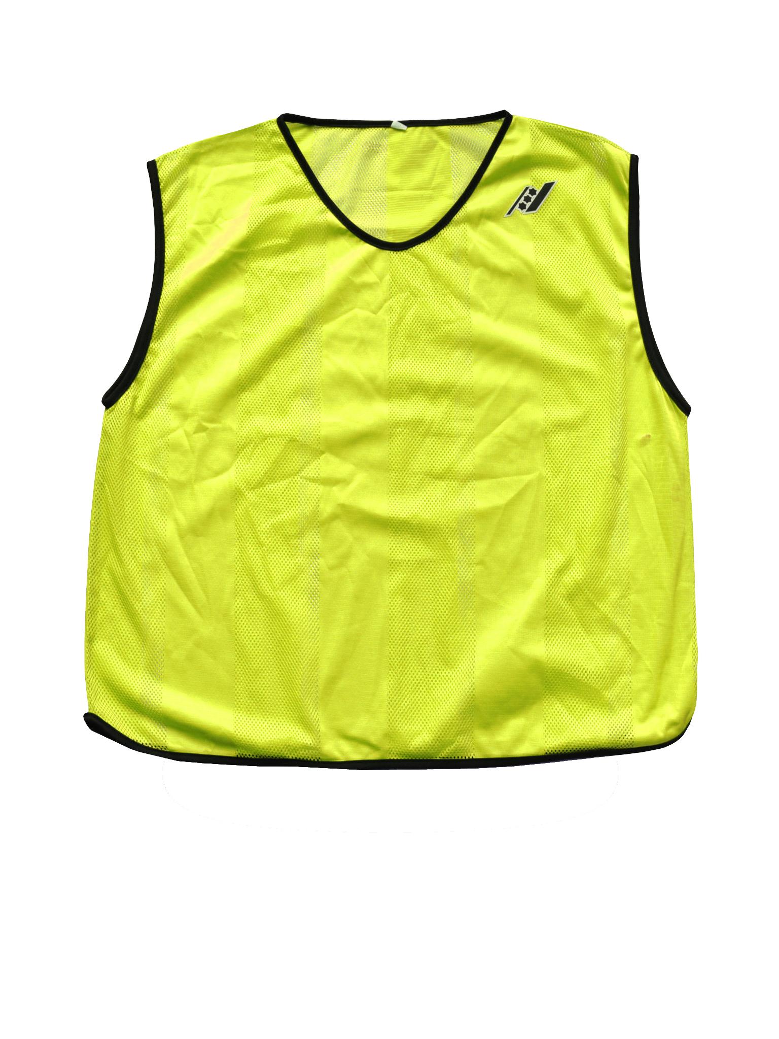 Image of   Rucanor Energy Training Vest - Neon Gul - Senior