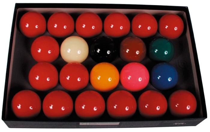 Snooker Ballenset Ventura Economy 52,4 mm
