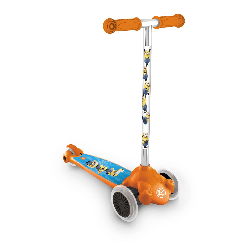 Image of   Minions Twist & Roll Step - Orange