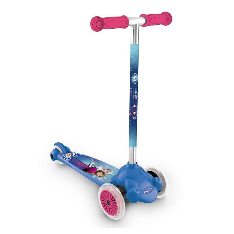 Image of   Frozen Twist & Roll Step - Blå / Pink