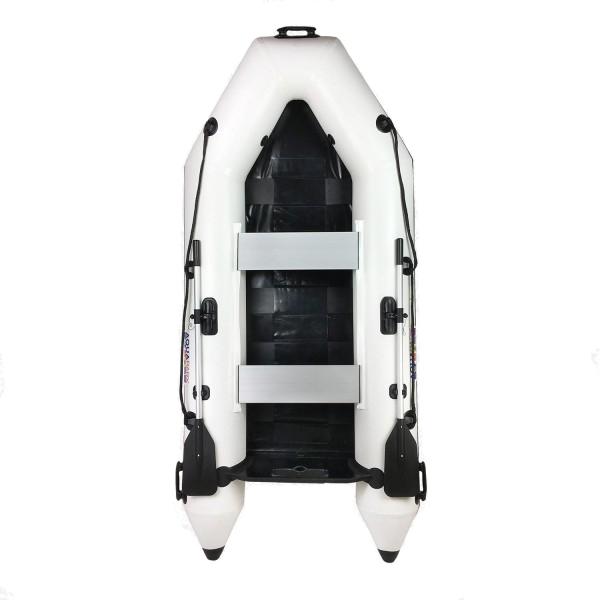 Image of   Aquaparx RIB280 PRO Inflatable Motorboat - White