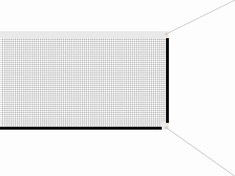 Image of   Badminton Net BN 118
