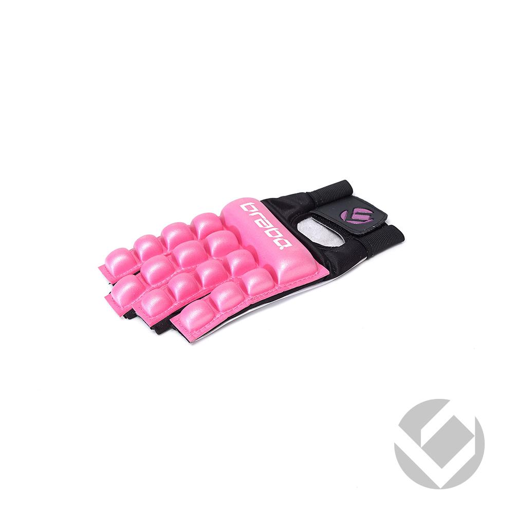 Image of   Brabo F4 Skum Glove Uden Thumb LH - Pink