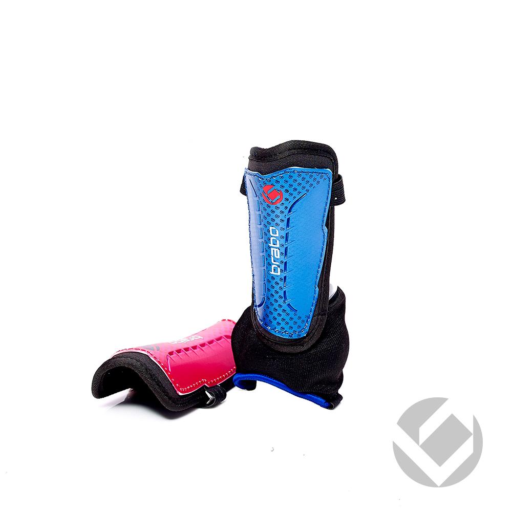 Image of   Brabo F4 Shinguard Grommet - Pink