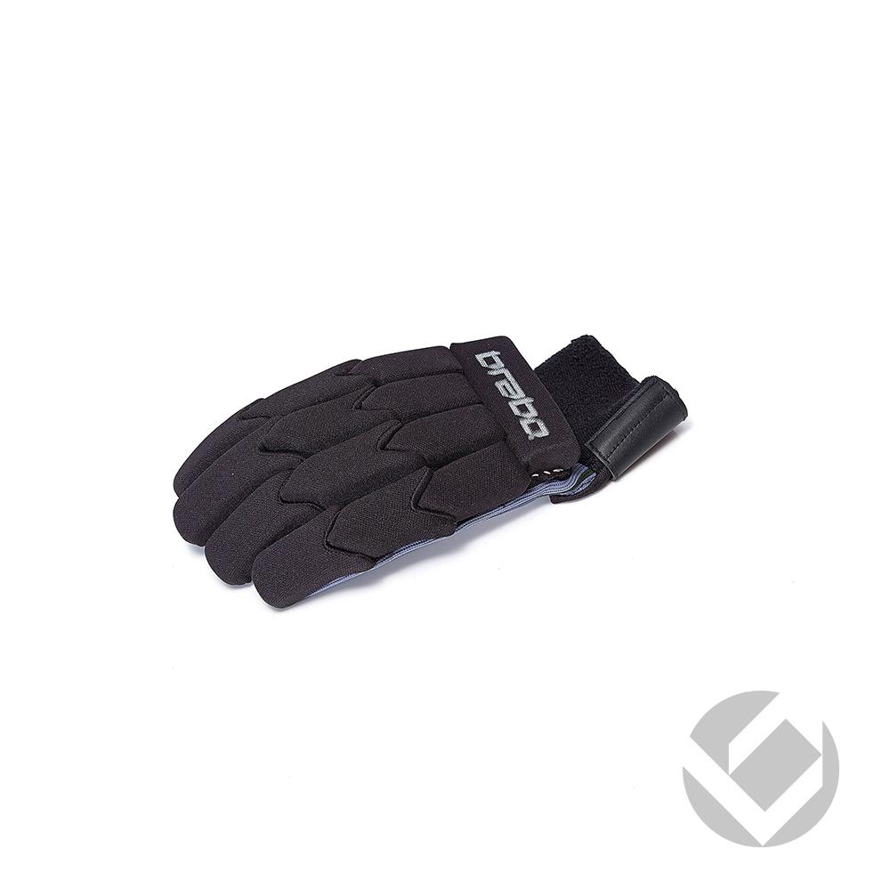 Image of   Brabo F1 Indoor Player Glove RH - Black