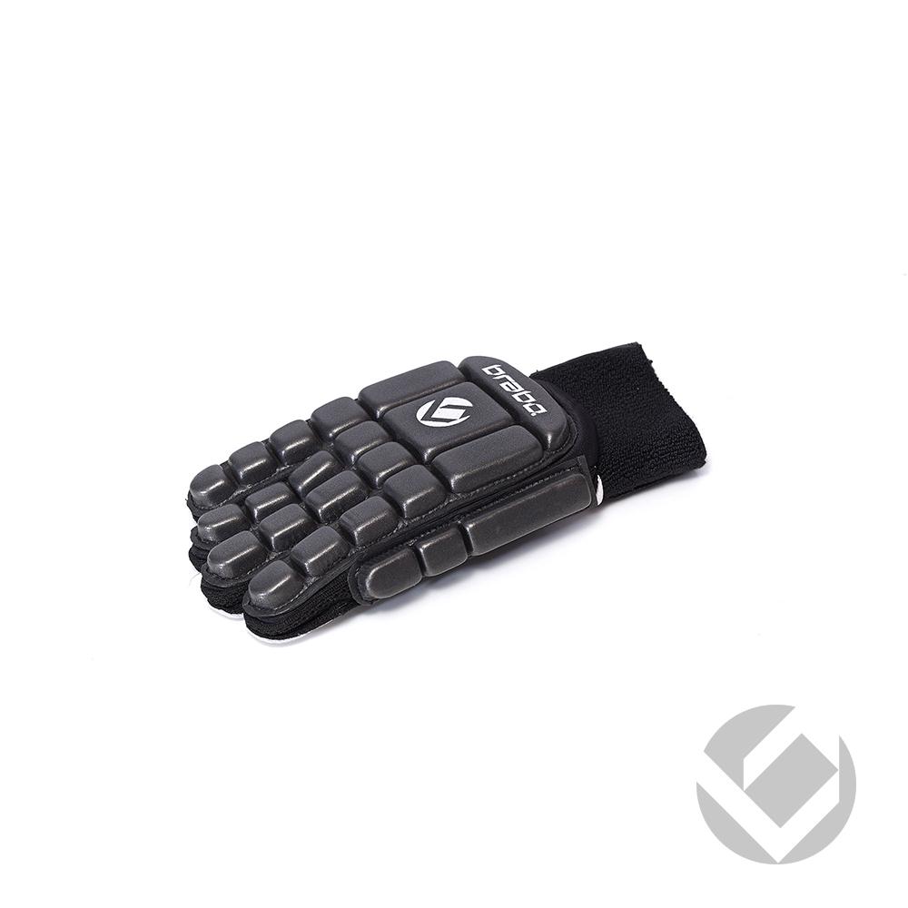 Image of   Brabo F3 Glove Full Finger RH - Sort - L