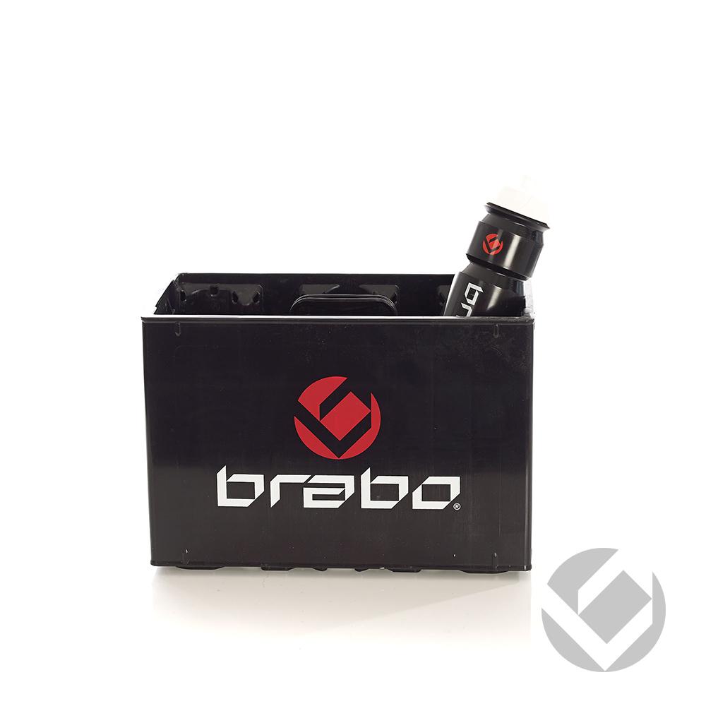 Image of   Brabo bakke til 10 flasker (ekskl. Flasker) - Black