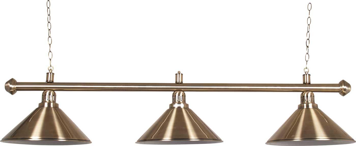 Image of   3 Shades Billiard Lamp