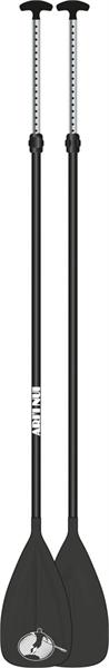 Image of   Ari'Inui Justerbar Paddle polycarbon / Aluminium - 170 - 210 cm - Sort