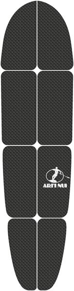 Image of   Ari'Inui Pad Sup 8 stykker - Sort