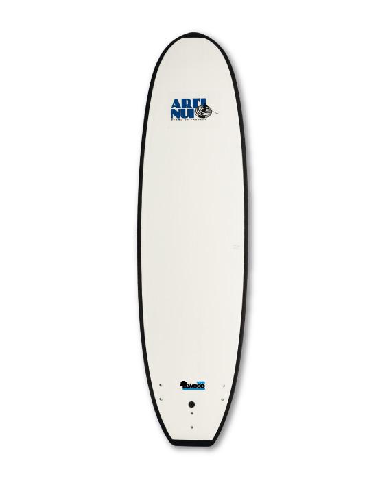 "Image of   Ari'Inui Elwood Blues Line SUP board Soft Top - 9'6"" - Blå"