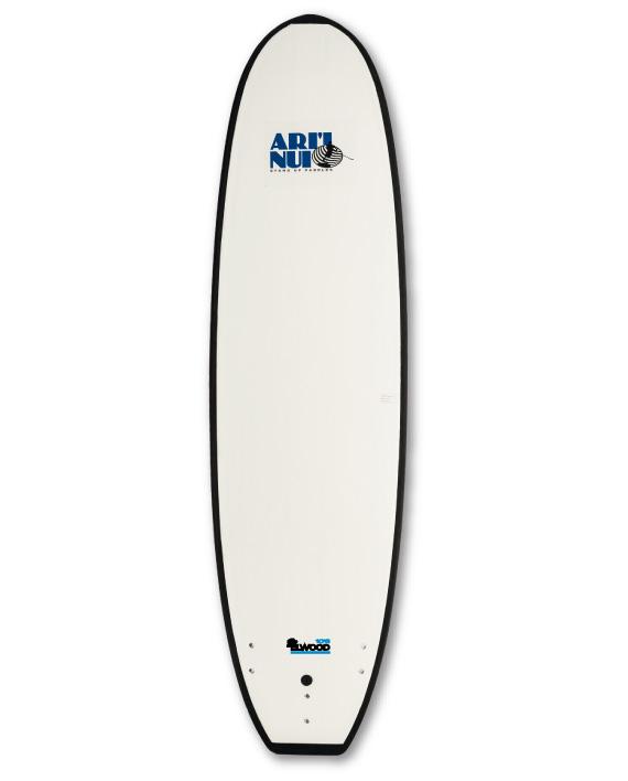 "Image of   Ari'Inui Elwood Blues Line SUP board Soft Top - 10'6"" - Blå"