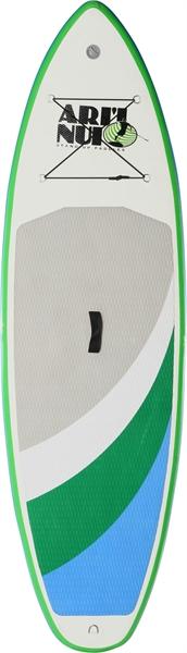 "Image of   Ari'Inui Blow G SUP board Gummibåd - 9'6 ""- G reen"