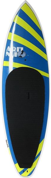 Image of   Ari'Inui Brush ESC Line SUP bord EPOXY - 8' - Lime / Blå