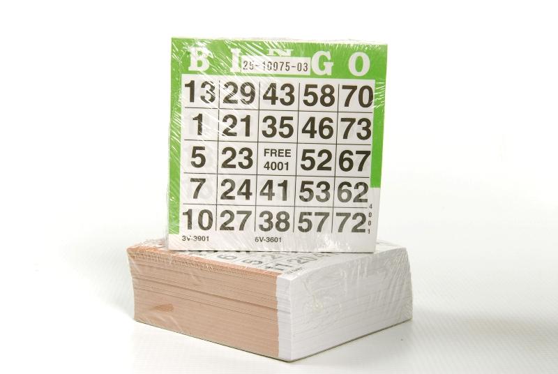 Bingo Blocks 500 Vel