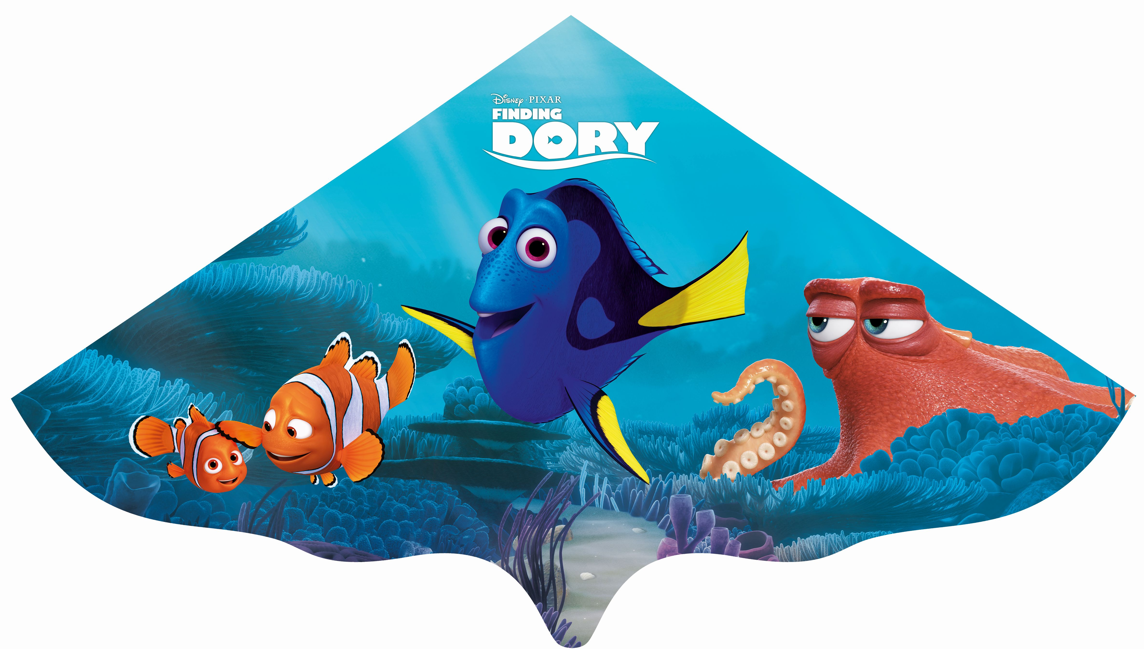 Image of   Gunther Finding Dory Kite