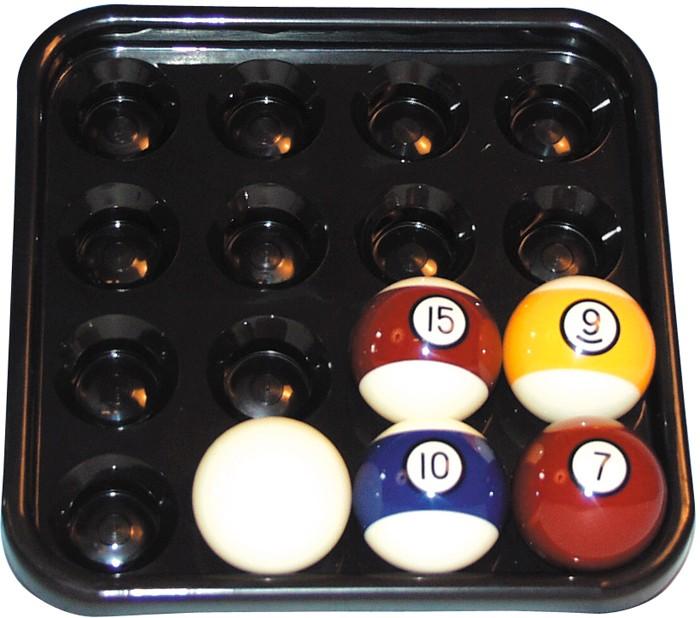 Poolbal Schaal voor 16 Ballen