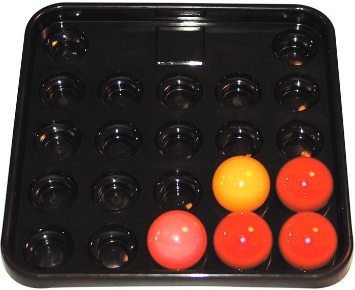 Snookerbal Schaal voor 22 Ballen