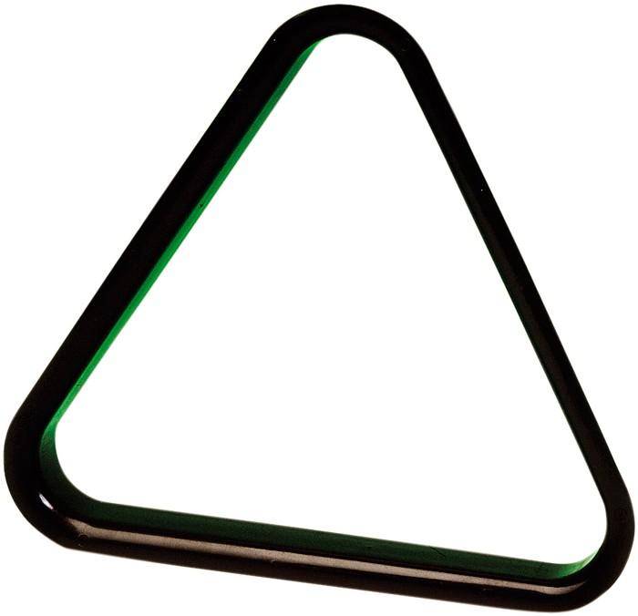 Image of   Black Plastic Triangle