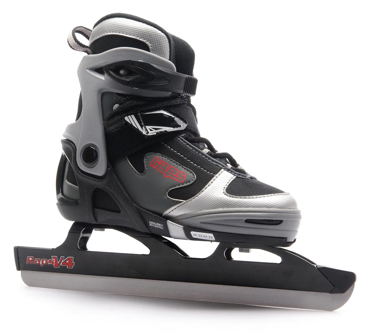 Image of   Raps Justerbar V4 Junior Ice Skate_35-38