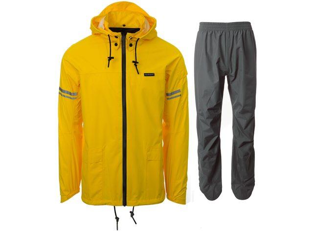 Image of   AGU Original Rainsuit - Yellow - L