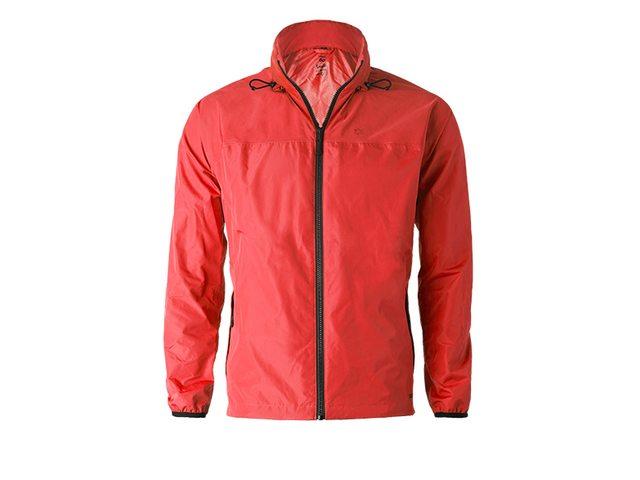 Image of   AGU GO Rain Jacket - Red - XXXL