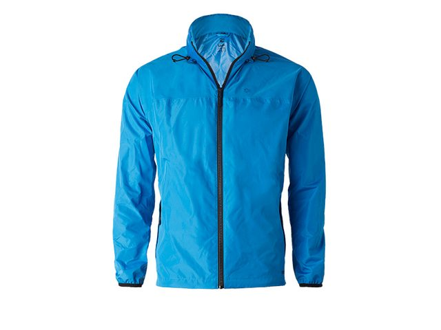 Image of   AGU GO Rain Jacket - Blue - XXXL