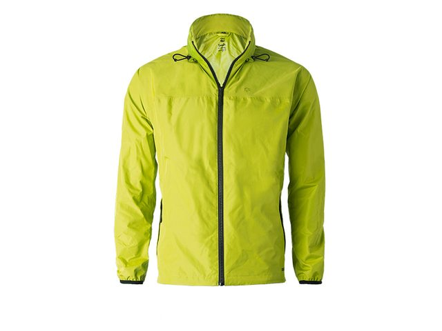 Image of   AGU GO Rain Jacket - Yellow - XXXL