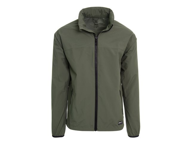 Image of   AGU GO Rain Jacket - Army