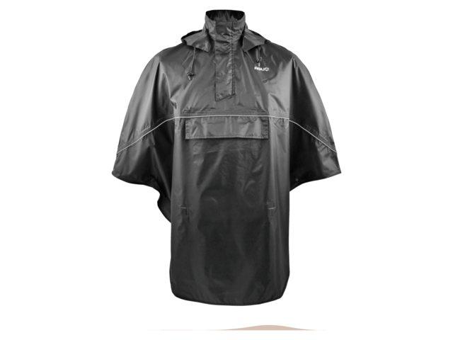 Image of   AGU Rainponcho Junior - Black - One size