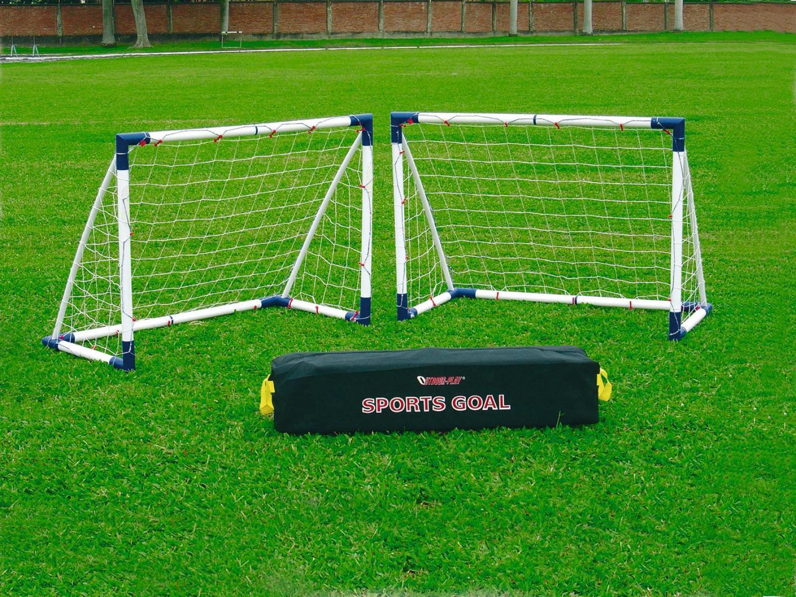 Маленькие футбольные ворота