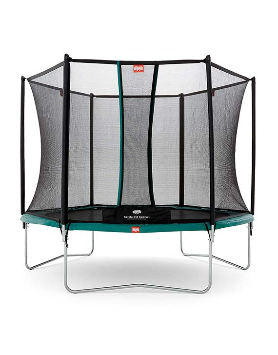 Image of   Berg Talent 300 Trampoline + Safety Net Comfort