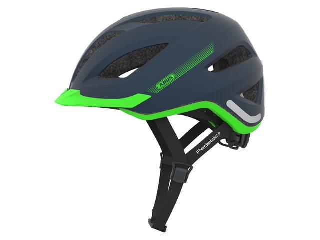 Abus Pedelec + Helmet - Blue Edition - L