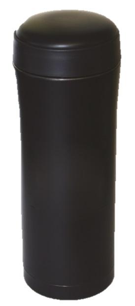 Image of   Bushcraft Thermal Flask Black