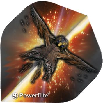 Image of   BULL'S Powerflite Standard A-Shape - Bird