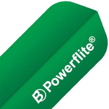Image of   BULL'S Powerflite Slim Shape - Grøn