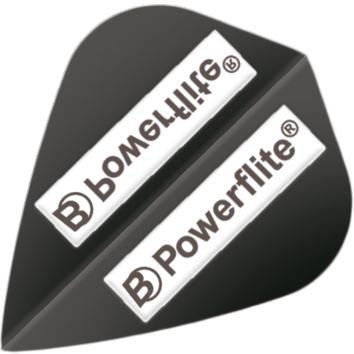 Image of   BULL'S Powerflite Kite Shape - Sort