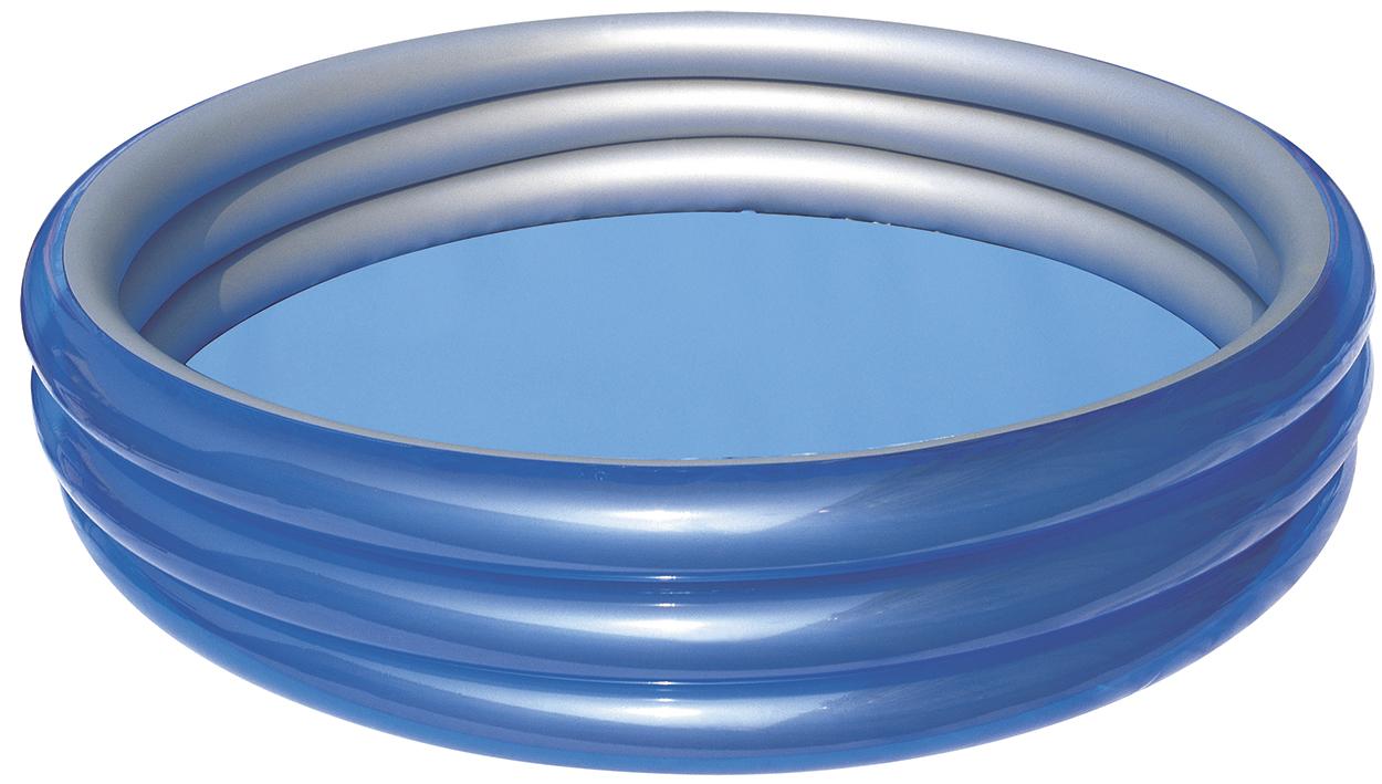 Image of   Bestway Big Metallic Børne Play Pool - 249 x 53 cm