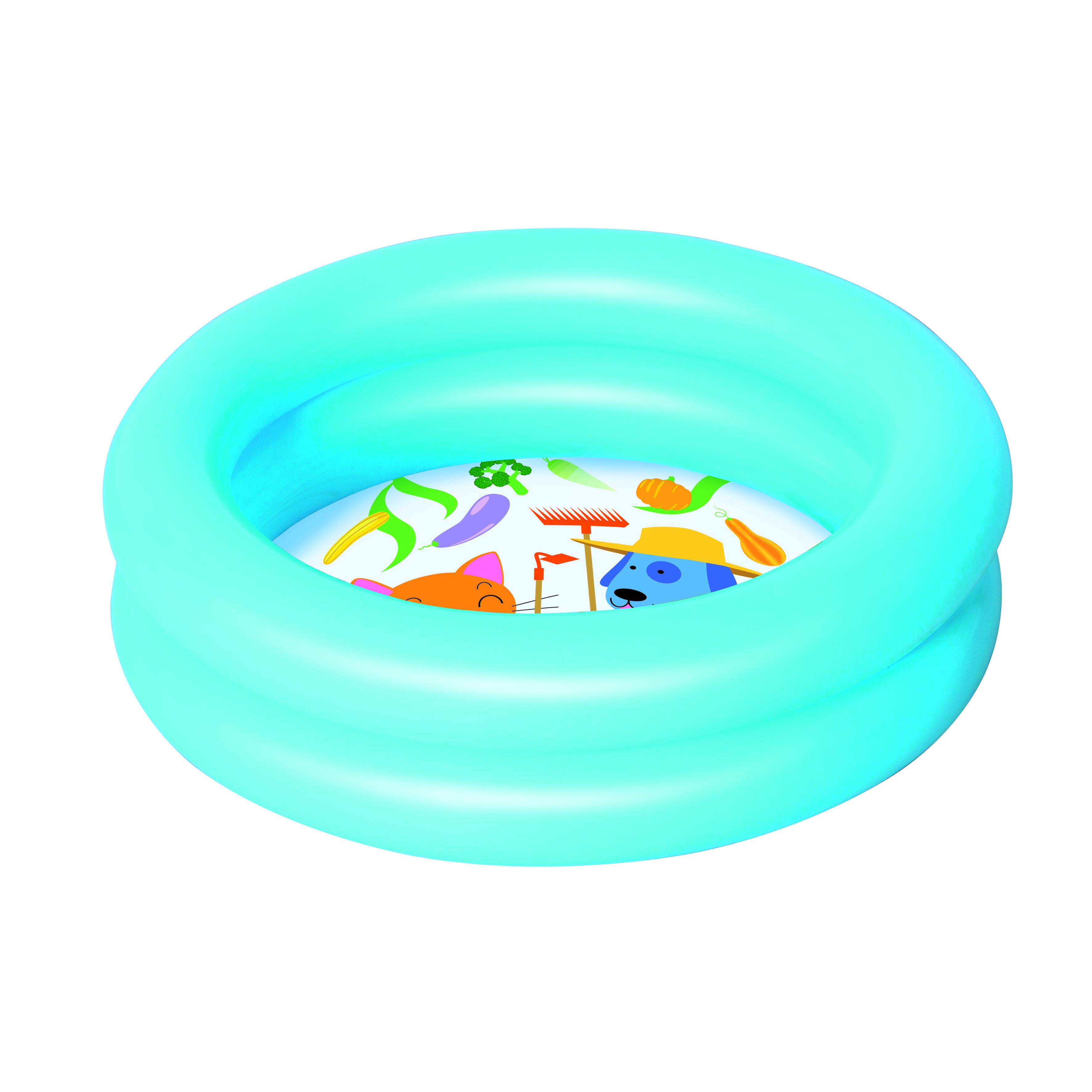 Image of   Bestway Kiddie Børne Play Pool - 61 x 15 cm