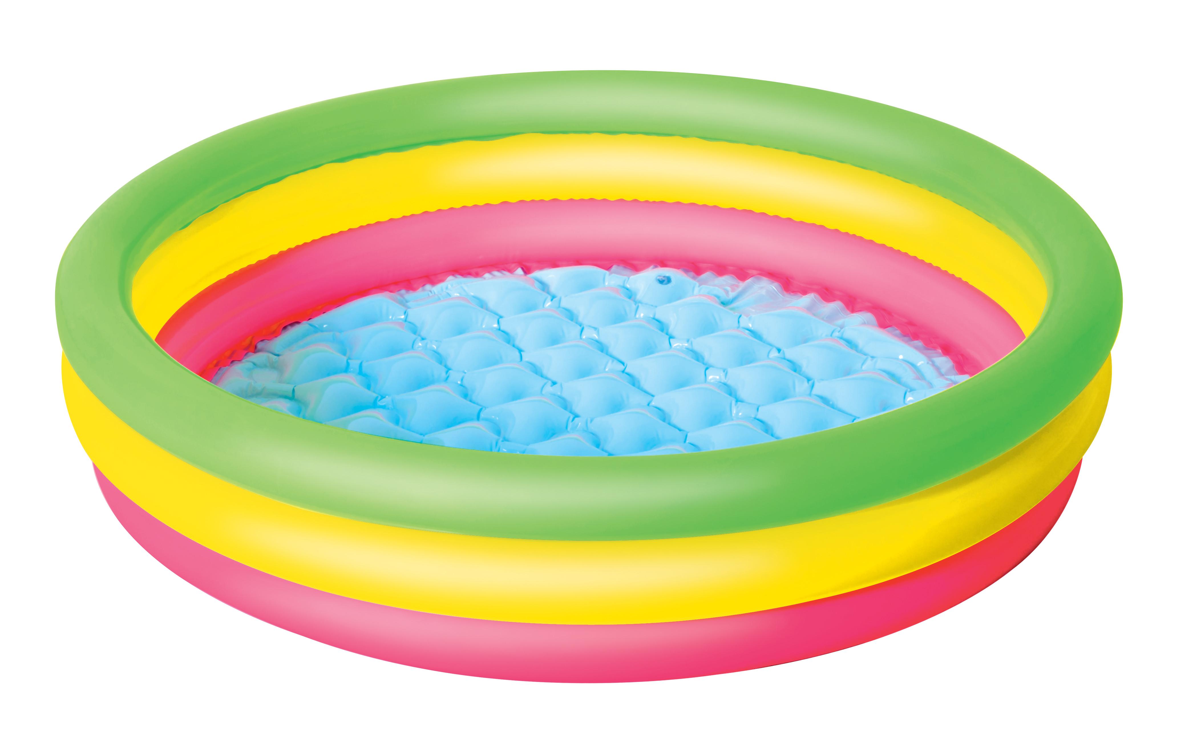 Image of   Bestway Summer Børne Play Pool - 102 x 25 cm
